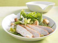 Chicken and Snow Pea Salad recipe