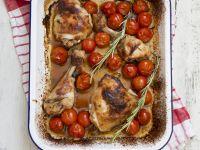 Chicken and Tomato Bake recipe