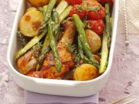 Chicken and Veg Bake recipe