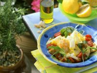 Chicken and Vegetable Salad recipe