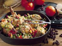 Chicken and Vegetables Stew recipe