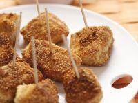 Chicken Bites with Dip recipe