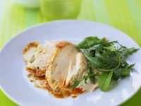Chicken Breast with Arugula recipe