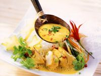 Chicken Breast with Curry Sauce recipe