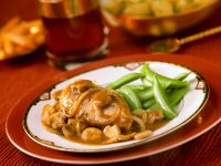 Chicken Breast with Mushrooms recipe