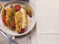 Chicken Breast with Potato Topping recipe