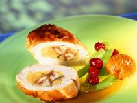 Chicken Breasts with Bread Stuffing recipe