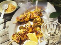 Chicken Brochettes recipe