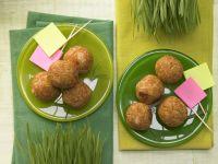Chicken Bulgur Meatballs recipe
