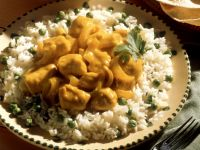 Chicken Curry with Basmati Rice recipe
