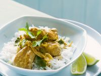 Fragrant Curry with Coriander recipe