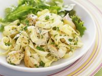 Chicken Fettuccine recipe