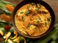 Spicy Fusion Chicken Stew recipe