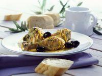 Chicken in Orange Marinade recipe