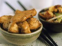 Nutty Chicken Stir-fry recipe