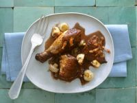 Chicken in Wine Sauce (coq Au Vin) recipe