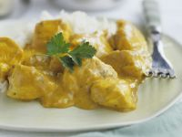 Chicken Korma Curry recipe
