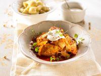Chicken Paprika Stew recipe
