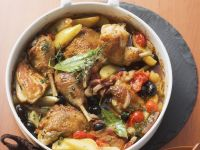 French Chicken Stew recipe