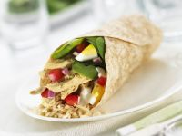 Chicken Salad Wrap recipe