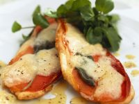 Cheesy Chicken Breasts recipe