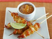 Chicken Satay Skewers recipe