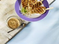 Chicken Satay Skewers recipe