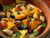 Chicken Soup with Vegetables recipe