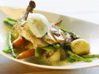 Chicken Thighs with Vegetables recipe