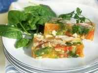 Chicken Vegetable Aspic recipe