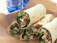 Chicken Vegetable Fajitas recipe