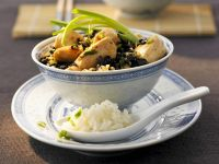Chicken with Black Beans recipe