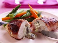 Chicken with Cheese Stuffing recipe
