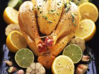 Chicken with Lemons and Limes recipe