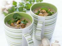 Chicken with Mushroom Veloute recipe