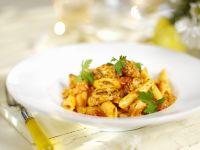 Chicken with Pasta recipe