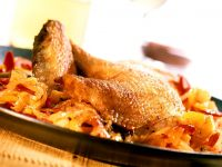 Chicken with Peppers recipe