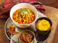 Chickpea and Pumpkin Curry recipe