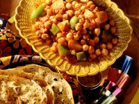 Chickpea and Vegetable Curry recipe
