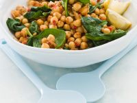 Garbanzo Bean Bowl recipe