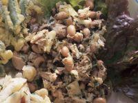 Chickpeas and Cod Salad recipe