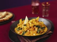Gobi and Channa Dish recipe