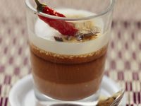 Chili Cinnamon Chocolate Pudding recipe