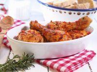 Chili Roast Chicken Drumsticks recipe