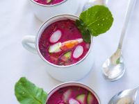 Chilled Beet Soup recipe