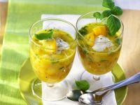 Chilled Courgette Soup recipe