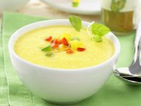 Chilled Red Pepper Soup recipe