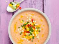 Chilled Tomato Soup recipe