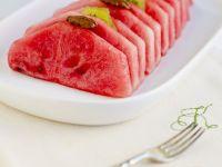 Chilled Watermelon Salad recipe
