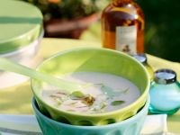 Chilled White Bean Soup recipe